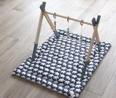Spielmatte Baby / Kinderzimmer Dekor / Baby Aktivität Matte /