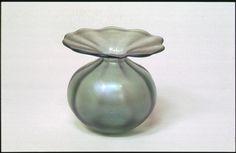 Vase : Orphée - Emile Gallé (1846-1904) was a French glassmaker, ceramicist and furniture designer