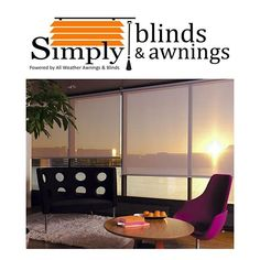 Our motorised blind range will add a level of elegance to any opening and keep looking good and work.