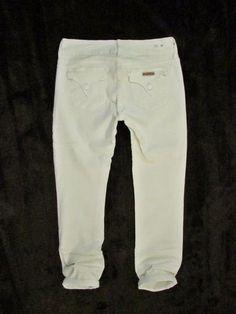 ladies jeans Hudson Los Angeles Made in USA model Beth W28 #HudsonJeans #StraightLeg