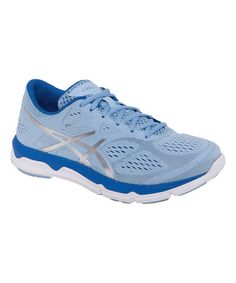 Look at this #zulilyfind! Powder Blue & Lightning 33-FA Running Shoe #zulilyfinds