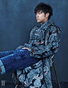Chun Jung Myung for W Korea August`15