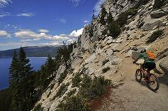 Keep your eyes on the trail / http://www.sleeptahoe.com/keep-your-eyes-on-the-trail/