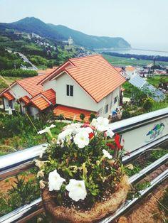 German Village, Namhae, Korea 남해 독일마을