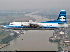 NLM - Nederlandse Luchtvaart Maatschappij (Fokker Heritage Flight) | Fokker F-27-100 Friendship | PH-FHF (cn 10105)