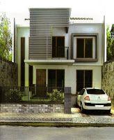 Home on pinterest by anetteivonne117 modern garage doors for Departamentos minimalistas fachadas