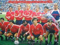 1995 Club Atletico Independiente - Campeon de la Recopa Sudamericana