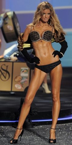 her body is inspiration enough!