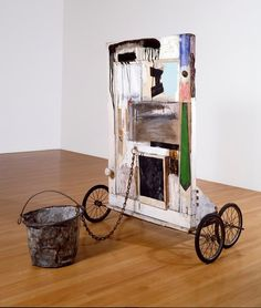 Robert Rauschenberg review – the combine master, uncut | Art and design | The Guardian