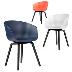 hay about a chair aac22 black stained ash base ferriousonlinecouk chair aac22 black