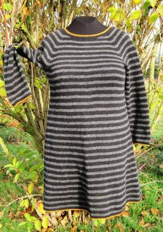Cosy Knit- sweater tunic. Use Chrome to translate the page if needed.