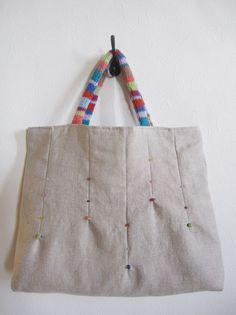Linen Bag by mook