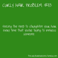 Curly Hair Facts.