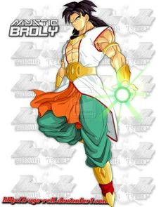 Broly - Visit now for 3D Dragon Ball Z compression shirts now on sale! #dragonball #dbz #dragonballsuper:
