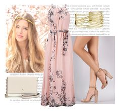 Untitled #1613 by aginica on Polyvore featuring polyvore, fashion, style, Kate Spade, Oris and clothing