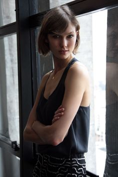 Karlie Kloss: modelo, apresentadora de TV e cozinheira!