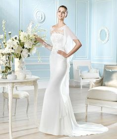 Jaw Dropping Wedding Gowns By St. Patrick – Fashion Style Magazine - Page 2