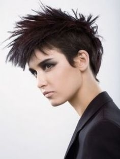 Looking to try a mohawk as an every day style