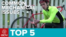 All you need to fix the 5 most common mechanical issues is a multi tool, a mini pump and a spare inner tube. Subscribe to GCN: http://gcn.eu/SubscribeToGCN G...