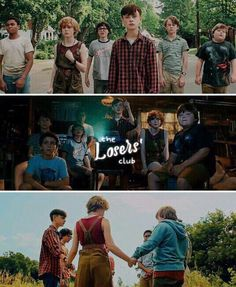 "Losers club  ""It"" movie"