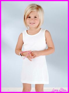 awesome Haircuts for little girls with fine hair