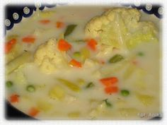 Domowa kuchnia Aniki: Zupa jarzynowa Polish Recipes, Polish Food, Bon Appetit, Soup Recipes, Mashed Potatoes, Dinner, Ethnic Recipes, Drinks, Blog