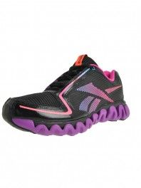 These are the kind of shoes that make you wish you were a kid again.....Reebok Girls' Ziglite Run!