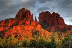 Sedona en Arizona aux Etats-Unis : Tour du monde des sites naturels sacrés - Linternaute