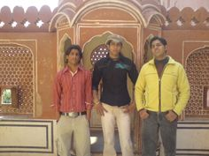 Uber Life moment of Aakash Pathak - At Jaipur, With my friends