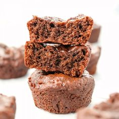 This date-sweetened brownie recipe is as healthy as it gets. It has no flour or added sugar, and is naturally gluten-free, grain-free, vegan and paleo.