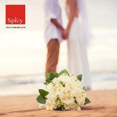A #Spicy quer estar presente na sua vida, naqueles momentos únicos, que merecem ser marcados com presentes exclusivos. Conheça a lista de casamento Spicy www.spicy.com.br/lista