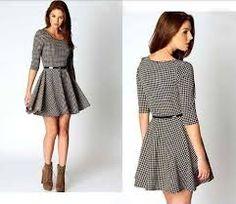 vestidos com estampas geometricas - Pesquisa Google