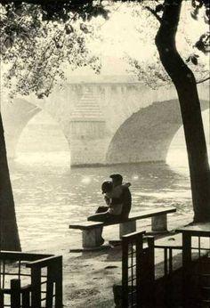Paris 1957 Willy Ronis