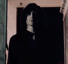 Tom Hiddleston looking unusually dark as a vampire, I think, in Only Lovers Left Alive--must hunt this one down...