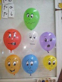 Diy Crafts - 30 Feeling craft for toddlers - Preschool - Aluno On Emotions Preschool, Emotions Activities, Social Skills Activities, Montessori Activities, Preschool Activities, Kids Crafts, Toddler Crafts, Preschool Crafts, Circus Crafts