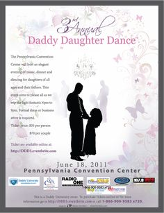 Cute invitation Father Daughter Dance Songs, Father Daughter Tattoos, Father Daughter Photos, Birthday Party Invitation Wording, Invitations, Father Daughter Photography, Church Fundraisers, Holiday Party Themes, Dance Themes