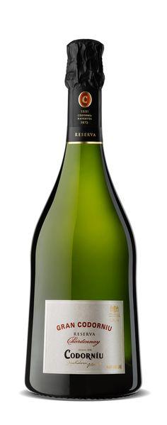 Cava Reserva Gran Codorníu Chardonnay. Amigos de las bodegas.