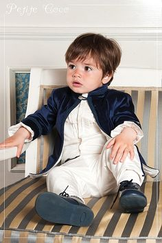 Ring bearer Outfit Little Lord Boy Suit by PetiteCocoCeremonie