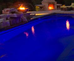 The best fiberglass swimming pools in the Winston-Salem, Greensboro, Huntsville and Lexington, NC region. Contact us to learn more and get into a pool today! Fiberglass Pool Cost, Fiberglass Swimming Pools, Swimming Pool Sales, Swimming Pool Designs, Daytona Beach Florida, Pensacola Florida, Pool Contractors, Pool Shapes, Pool Installation