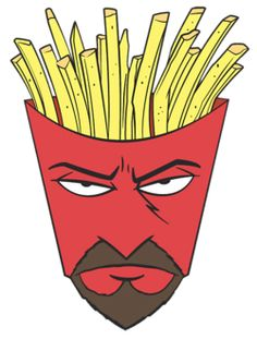 ★ Aqua Teen Hunger Force ★ Frylock is the most rational and intelligent member of the Aqua Teens. He is also considered to be a scientist; although, some of his motives and means of doing scientific research are a bit shady at times. Anime Tattoos, Body Art Tattoos, I Tattoo, Aqua Teen Hunger Force, Cartoon Drawings Of Animals, Beard Grooming, Cool Stickers, Cool Cartoons, Adult Cartoons