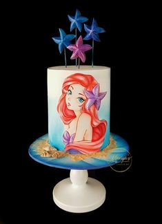 Ariel by Mariya's Cakes & Art