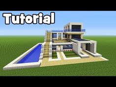 http://minecraftstream.com/minecraft-tutorials/minecraft-tutorial-how-to-make-a-big-modern-house/ - Minecraft Tutorial: How To Make A Big Modern House Minecraft Tutorial: How To Make A Big Modern House In this tutorial i show you how to make this awesome big modern house! this is one of my favourite modern houses i've made i hope you enjoy it! Real World Building Playlist –...