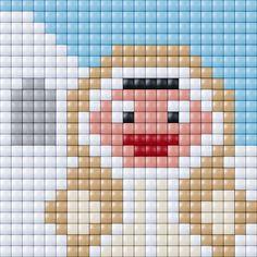 #pixelhobby #pixelgift # Eskimo