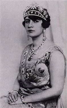 Queen Soraya of Afghanistan