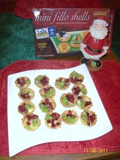 Easy Christmas Appetizer