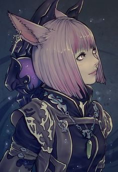 Safebooru is a anime and manga picture search engine, images are being updated hourly. Final Fantasy Art, Fantasy Girl, Fantasy Artwork, Neko, Character Concept, Character Art, Concept Art, Manga Anime, Anime Art