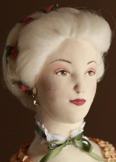 Marie Claire France circa 1755 by DollCastleCreations