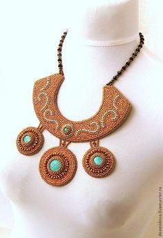 Necklace by Catherine Deomidova