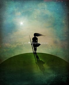 Morning Star by Catrin Welz-Stein