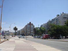 La Rambla, Montevideo, Uruguay 2010